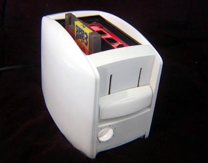 modding: nes-toaster