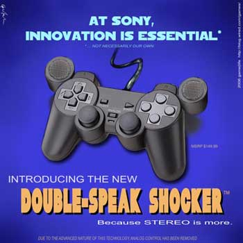 sony controller