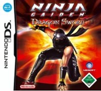 ninja gaiden dragon sword: coverart