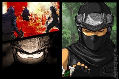 ninja gaiden dragon sword: story als anime