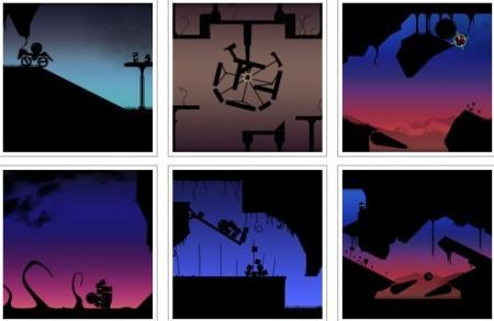 screens: nightsky