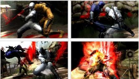 screens: ninja gaiden 3