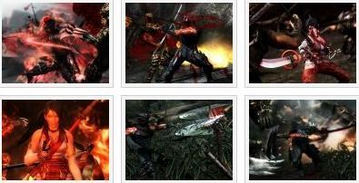 screenshots (III): ninja gaiden 3