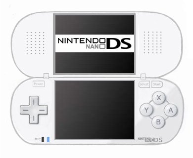 nintendo ds redesigned