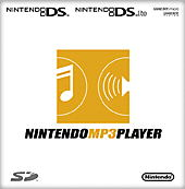 nintendo: mp3-player