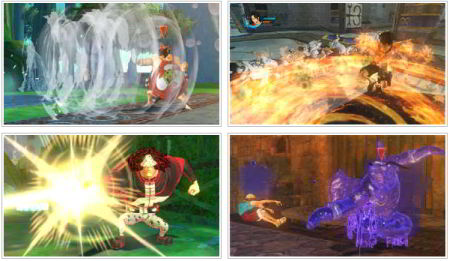 screens: one piece pirate musou