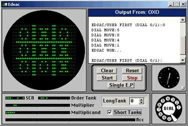das erste spiel der welt: oxo