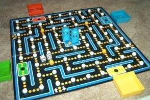 pacman-brettspiel