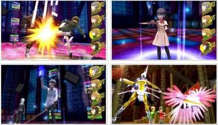 screens: persona 4: the golden