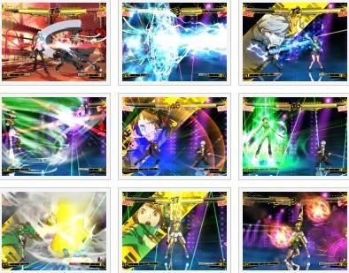 screens: persona 4: the ultimate in mayonaka arena