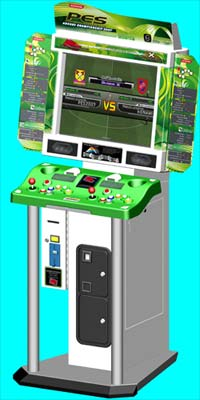 pro evolution soccer: arcade