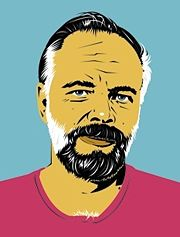 philip k. dick (illustration)