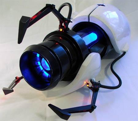 modding: portal gun-replica
