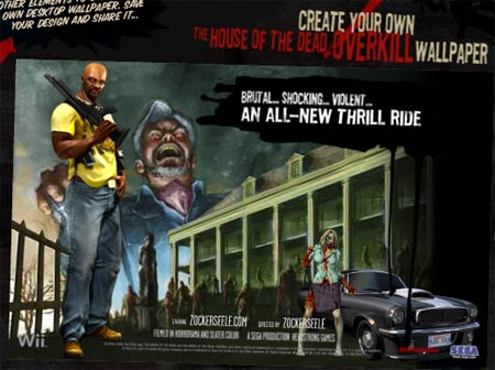 poster: house of dead