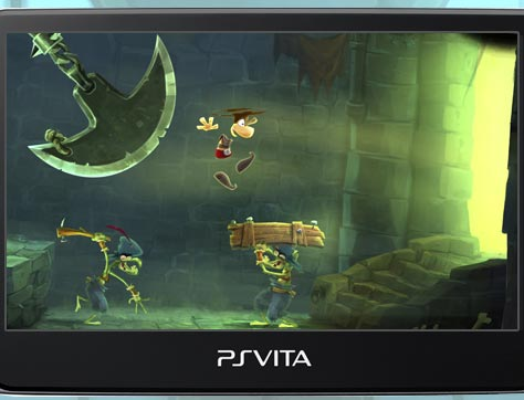 preview: rayman legends
