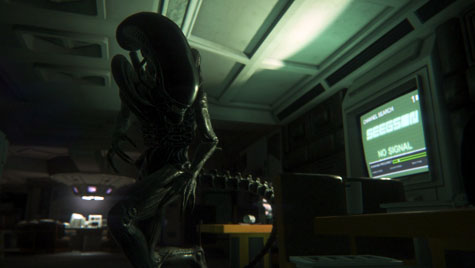 preview: alien: isolation