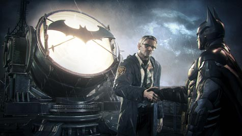 preview: batman arkham knight