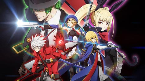 preview: blazblue animeserie