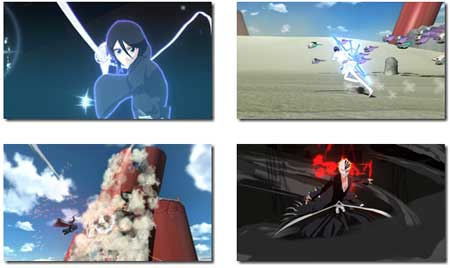 preview: bleach soul ignition
