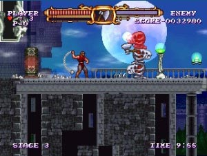 preview: castlevania the adventure rebirth