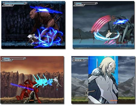 preview: claymore ds