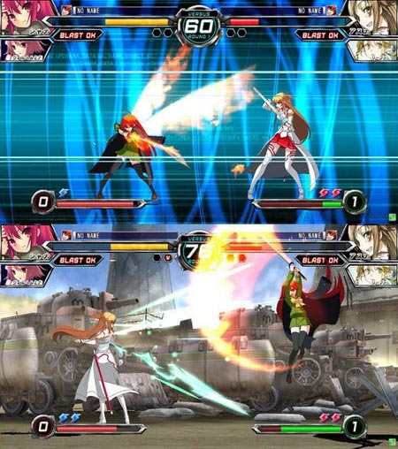 preview: dengeki bunko fighting climax