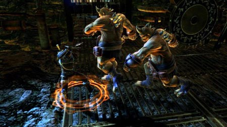 preview: dungeon siege III