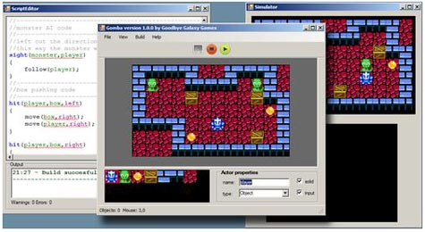 preview: gomba - 3ds game maker