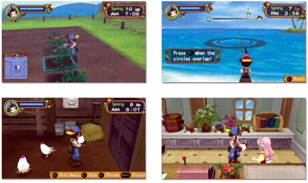 preview: harvest moon Hero of Leaf Valley