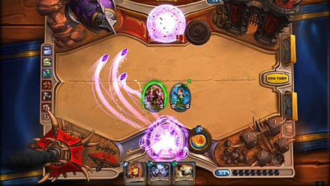 preview: hearthstone: heroes of warcraft