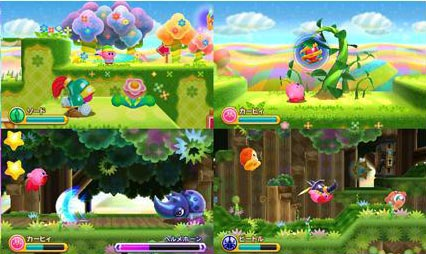preview: kirby 3ds
