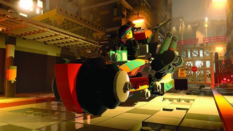 preview: the lego movie