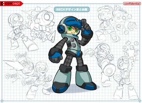 preview: mighty no. 9