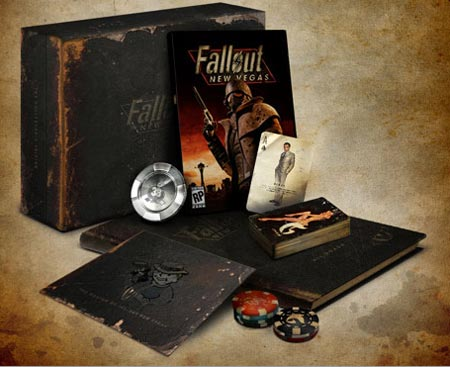 preview: fallout new vegas collector's edition