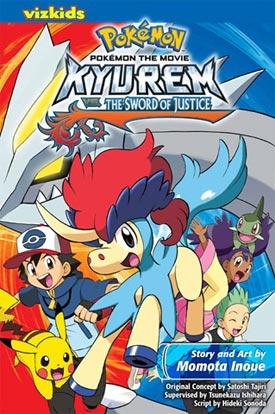 preview: neue pokemon mangas