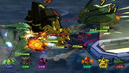 preview: sd gundam gashapon wars