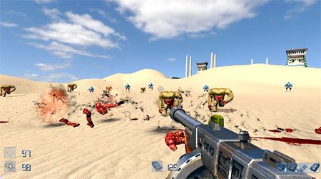 preview: serious sam hd