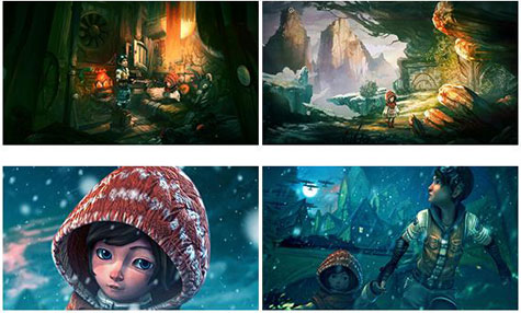 preview: silence: the whispered world 2