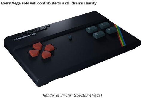 preview: sinclair spectrum vega