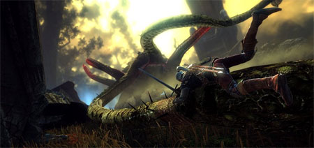 preview: the witcher 2