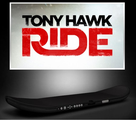preview: tony hawk ride