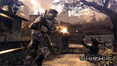 preview: warface