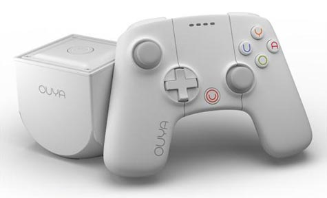 preview: die weisse ouya