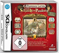 screens: professor layton 2 cover