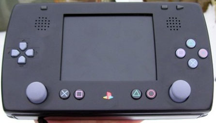 modding: ps1-portable