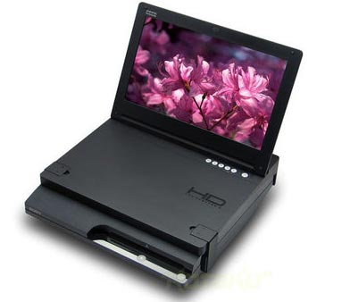 ps3: portable lcd