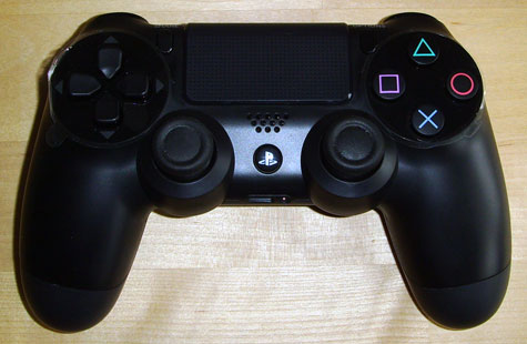 ps4: controller unboxed