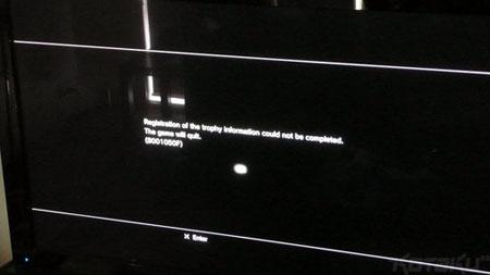 psn error 8001050F