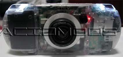 modding: psp mit kamera und lautsprecher