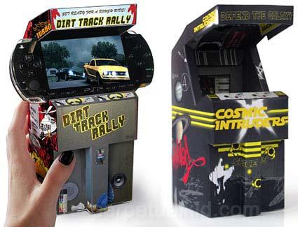 psp: mini-arcade